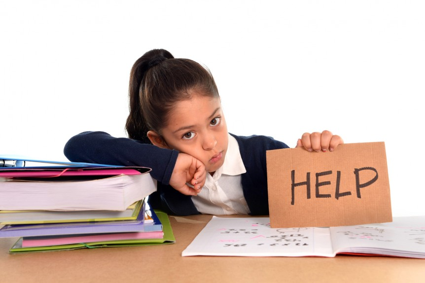 Though every child is different, and every age is different, there are a few signs that indicate your child needs extra help.