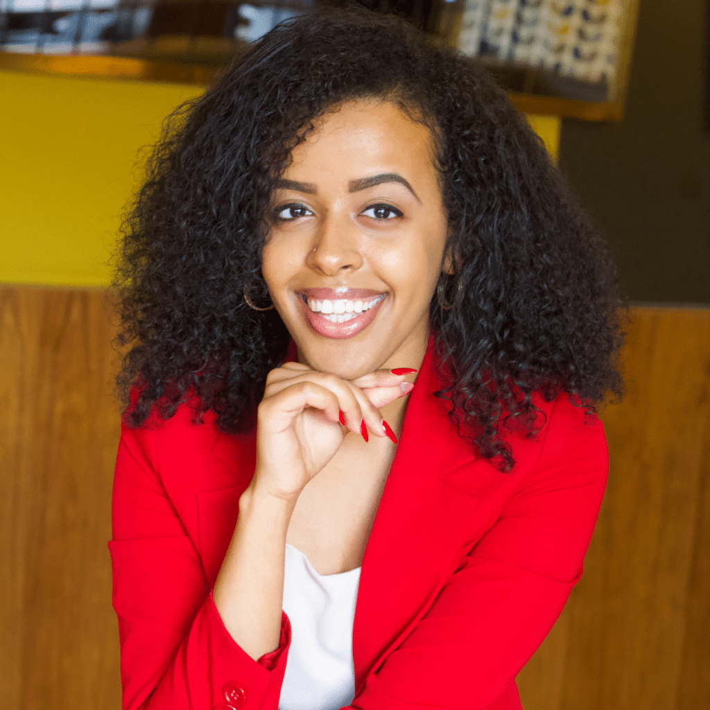 Mimi Woldeyohannes, Director of Talent Acquisitions & Onboarding